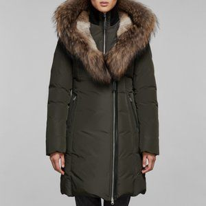 Mackage Coat - Army Green - Size M